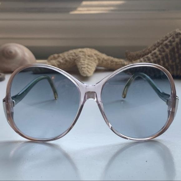 Vintage B&L RayBan Pastel Ombré 70s Sunglasses